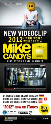 Mike Candys - 2012 (Videoclip OUT NOW)