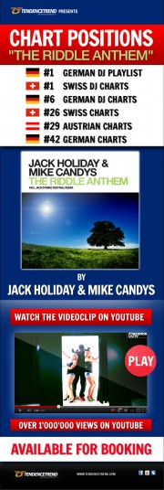 newsletter_JackHoliday_MikeCandys_TheRiddle_NEU_Charts_2013